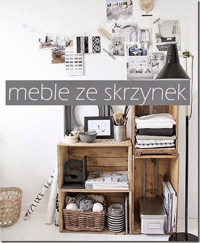 Poważne Trendy: drewniane skrzynki/wood crates - conchitahome.pl IL87