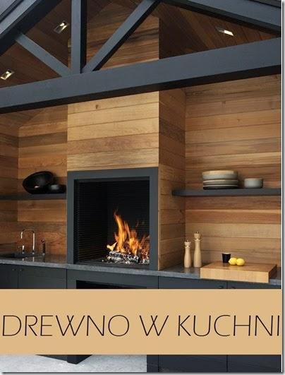 Drewno W Kuchni W Latach 70 I Wspolczesnie Conchitahome Pl