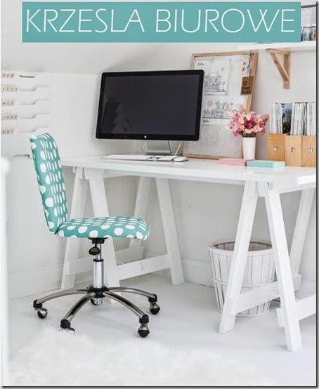 Czy Krzesło Na Kółkach Może Być Piękne Conchitahomepl