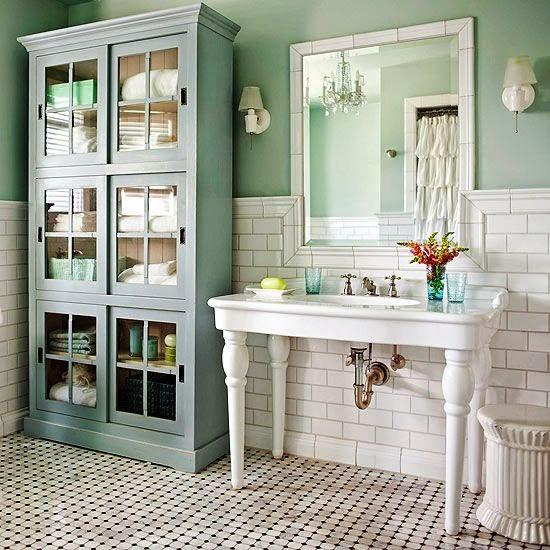 Szafka łazienkowa Czyli Gdzie Przechowywać Ręczniki