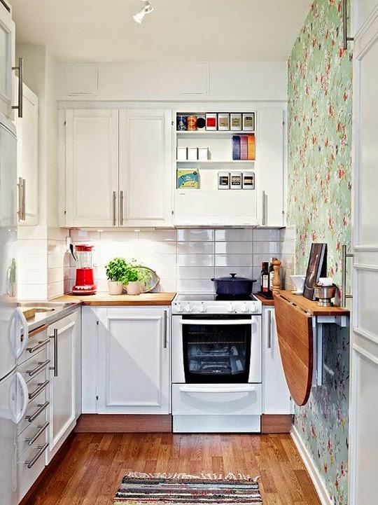12 Pomysłów Na Małą Kuchnię Conchitahomepl