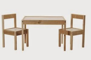 Metamorfozy Ikea Stolik Lätt Conchitahomepl