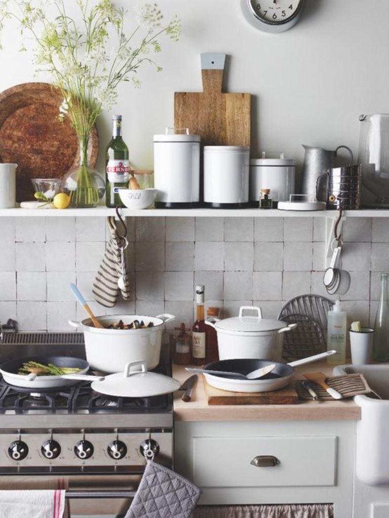 Trendy Deski Do Krojenia Jako Elemnet Dekoracyjny W Kuchni