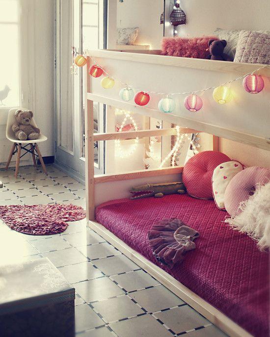Metamorfozy Ikea Niezwykłe Przemiany łóżka Kura Conchitahomepl