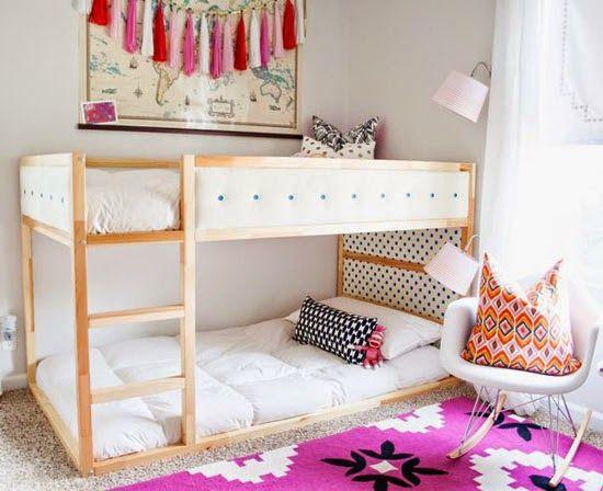 Metamorfozy Ikea Niezwykłe Przemiany łóżka Kura