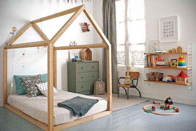 Trendy W Pokoju Dziecięcym łóżka Domki Conchitahomepl