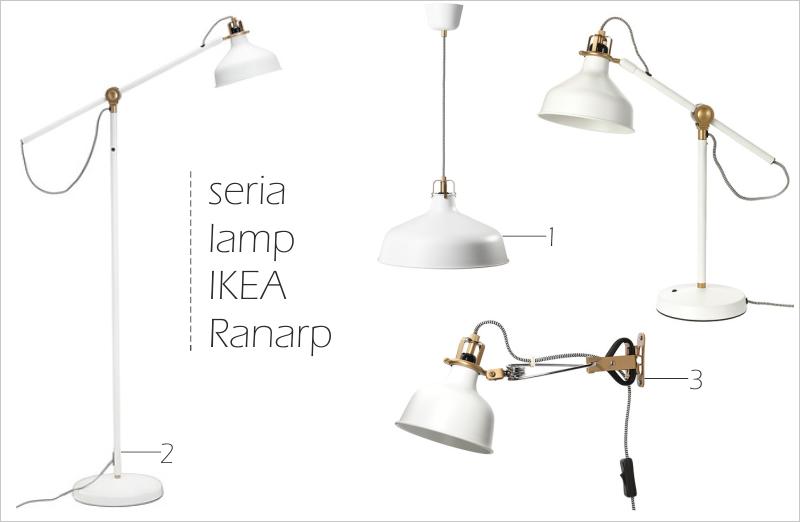 Metamorfozy Ikea 6 Metamorfoz Lampy Ranarp Conchitahomepl