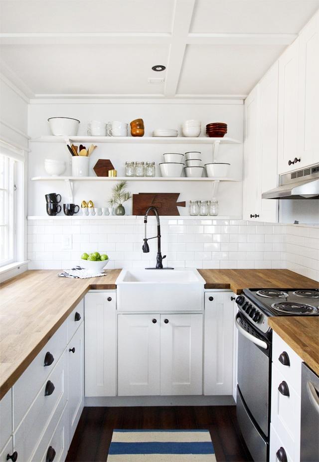 Trendy Otwarte Półki W Kuchni Tak Czy Nie A Jeśli Tak