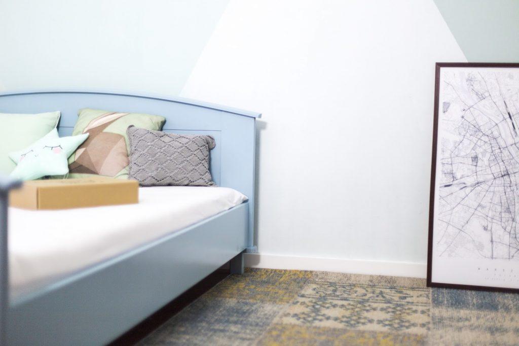 Czy każde meble można przerobić? #3 malowanie łóżka z